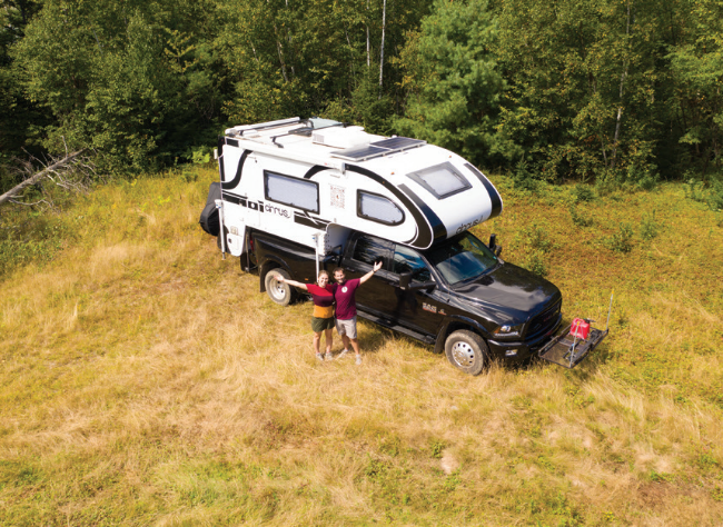 Travel around with RV Today